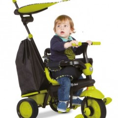 Review: SmarTrike – Innovative Convertible Ride-On Baby Tricycle