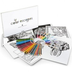 Holiday Gifts From Crayola Including New Adult Coloring Items