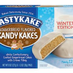 Tastykake Holiday Treats Are Perfect For Santa!