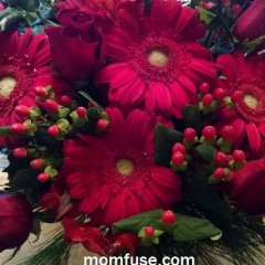 Christmas Bouquets from 1-800-Flowers.com