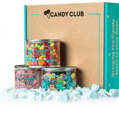 Candy Club: Candy Gifts Delivered Right To Your Door