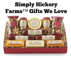 Hickory Farms Gifts – Natural Beef, Cheese & Specialty Items