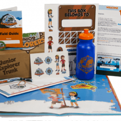 Junior Explorers Monthly Educational Gifts
