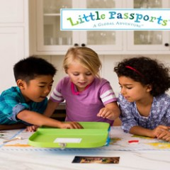 Little Passports Education Subscription Service