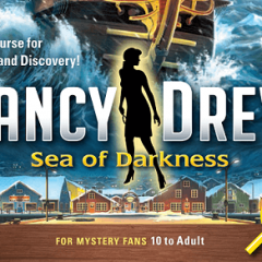 Gift Idea: #32 Nancy Drew Sea of Darkness Game