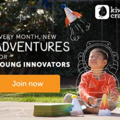 Kiwi Crate Subscription Box (Educational For Children)