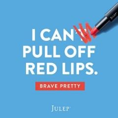 Take The Julep Brave Pretty Challenge & 1st Julep Box Is Free!