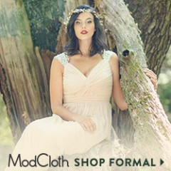 Dazzling Dresses and Formal Wear From ModCloth