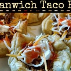 Manwich Taco Bombs – #ManwichMonday #ad