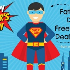 Fathers Day Freebies & Deals 2015