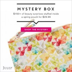 Julep May Mystery Box Only $29.99! (Valued at over $150)