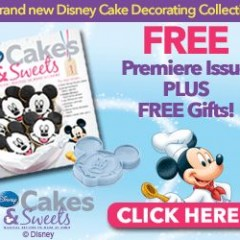 Make Your Own Disney Cakes With These Recipes