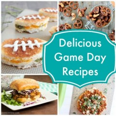 Game Day Super Bowl Recipes Fans Will Love