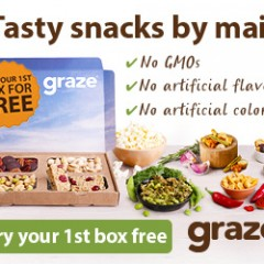 Graze Free Trial – Get Delicious, Healthy Snacks By Mail