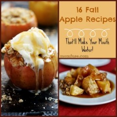 16 Fall Apple Recipes That'll Make Your Mouth Water