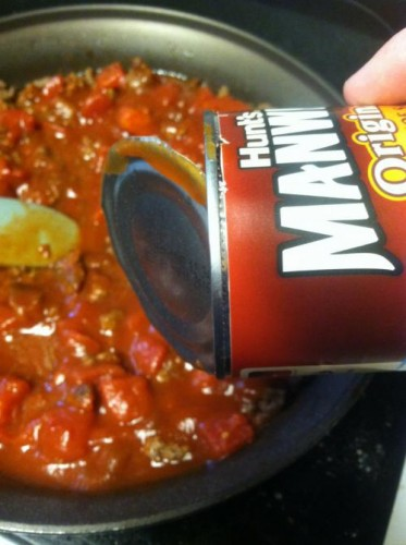 Manwich Chili