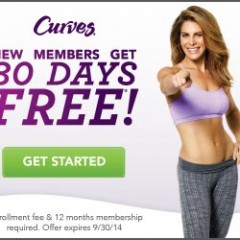 Curves 30 Days Free + Free Consultation
