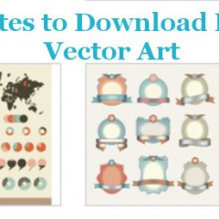 5 Places To Download Free Vector Art For Your Blog