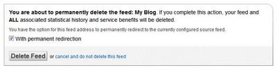 delete-feedburner