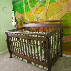 Nursery Room Murals- Create A Great Space for Your Baby