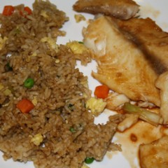 Chinese Style Tilapia – Quick and Easy
