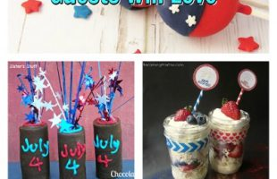 15 Patriotic Party Desserts Your Guests Will Love