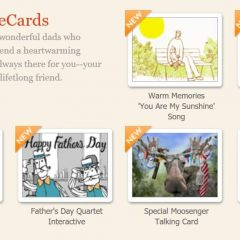 Fathers Day eCards from Blue Mountain