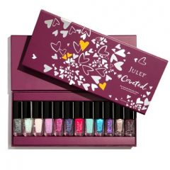 NEW! 12-Piece Julep Mini Polish Gift W/ Purchase
