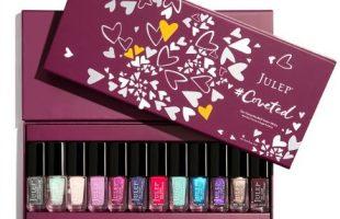 NEW! 12-Piece Julep Mini Polish Gift W/ Purchase