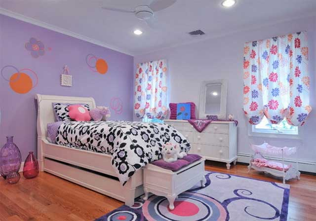 Soothing Wall Color Combination