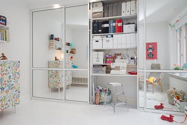 Cover Storage Closets