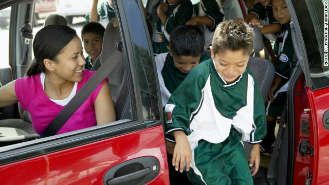 Carpool Safety Tips
