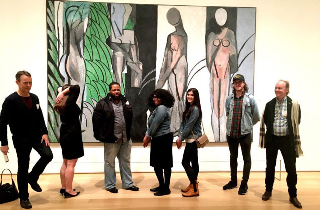 Chicago's Art Institute with Museum Hack