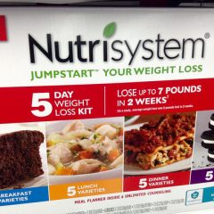 Nutrisystem Discount Codes – Review of a Clinically Proven Diet