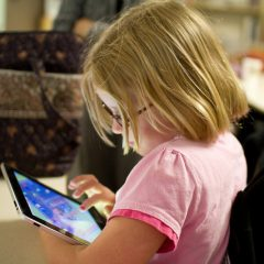 5 Ways Digital Devices are Damaging Your Child's Vision
