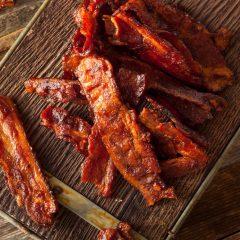 Homemade Bacon Jerky Recipe