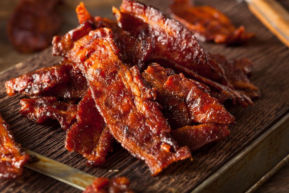Bacon Jerky Recipe