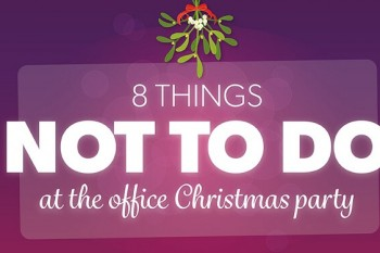 Things Not To Do At A Christmas Party