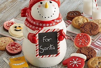 Snowman Cookie Jar (Collector's Edition) From from Cheryl's