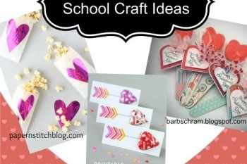 Top 10 School Crafts for Valentines Day